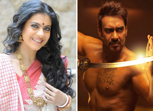Taanaji – The Unsung Warrior: Kajol shoots for a lavishly mounted song in the film