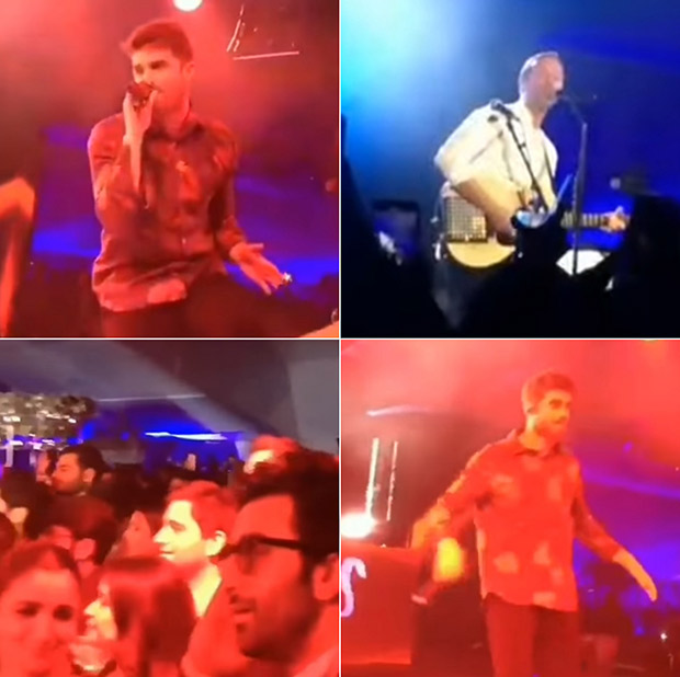 Akash Ambani - Shloka Mehta Wedding COLDPLAY and THE CHAINSMOKERS bring the house down with their performances in Switzerland