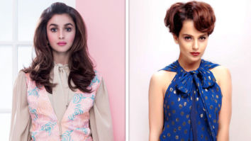 Alia Bhatt REACTS on Kangana Ranaut being upset with her and Bollywood ignoring her