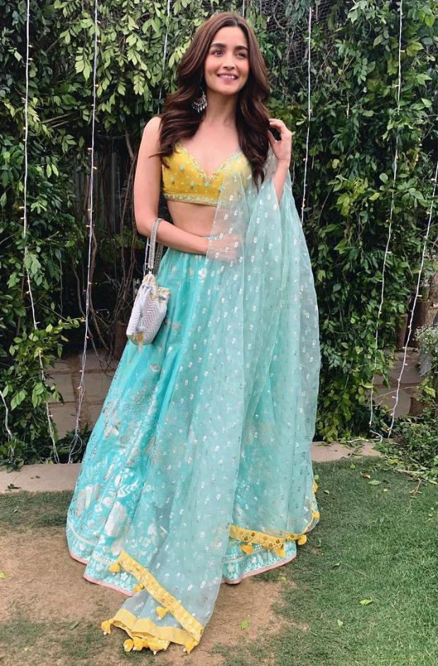 Alia Bhatt in Anita Dongre for Devika Advani's pre-wedding festivities in Delhi (1)