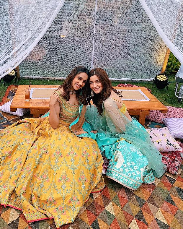 Alia Bhatt in Anita Dongre for Devika Advani's pre-wedding festivities in Delhi (2)