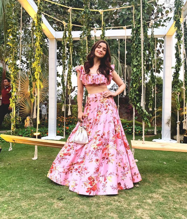 Alia Bhatt in Anushree Reddy for Devika Advani's pre-wedding festivities in Delhi (1)