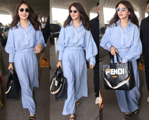 Anushka Sharma in Appapop coordinates airport style (4)