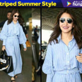 Anushka Sharma in Appapop coordinates airport style (Featured)