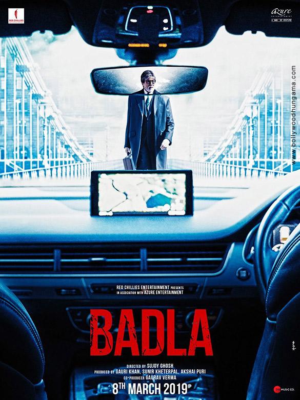 BADLA (2019) con A. BACHCHAN + Sub. Español Badla-5-1