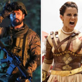 Box Office Uri - The Surgical Strike is moving towards All Time Blockbuster status, Manikarnika - The Queen of Jhansi dips