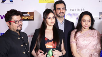 Cakewalk Short Film Premiere with Cast and other Celebs Esha Deol Hema Malini
