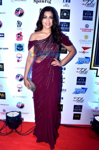 Celebs grace Dadasaheb Phalke International Film Festival Awards 2019