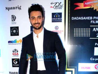 Celebs grace Dadasaheb Phalke International Film Festival Awards 2019