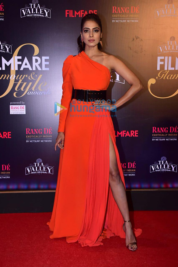 Celebs grace Filmfare Glamour and Style Awards 2019 at JW Marriott in Juhu (3)