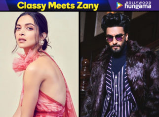 Deepika Padukone and Ranveer Singh Valentine's Day special - Classy meets Zany style (Featured)