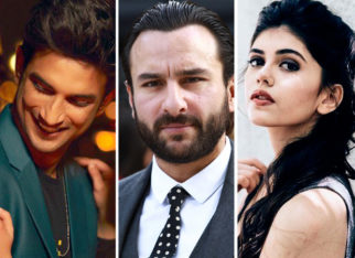 Saif Ali Khan to be a part of Sushant Singh Rajput and Sanjana Sanghi's Dil Bechara
