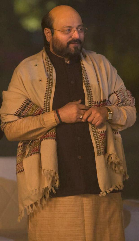 Manoj Joshi to become the Amit Shah for Vivek Oberoi's Narendra Modi