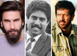 Ranveer Singh and the cast of '83 head to Mohali for a training camp with KAPIL DEV