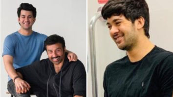 Sunny Deol's son Karan Deol takes a metro ride to reach the sets of his debut film Pal Pal Dil Ke Paas