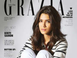 Kriti Sanon On The Cover Of Grazia