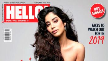 Janhvi Kapoor On The Cover Of Hello! Magazine