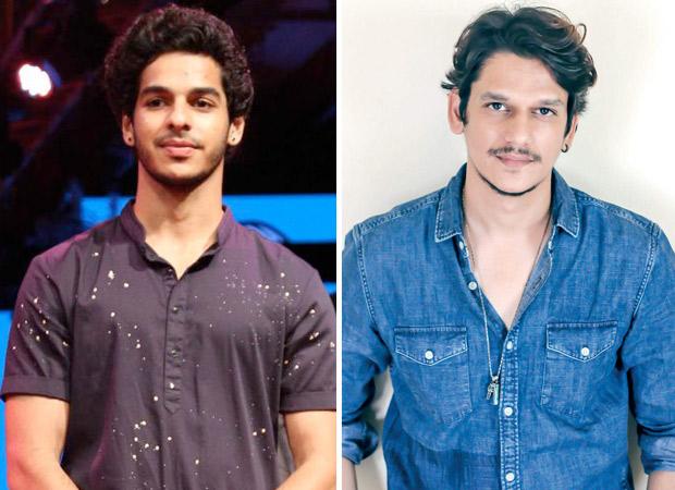 Ishaan Khattar raps to Moeen aka Vijay Varma's rap from Gully boy