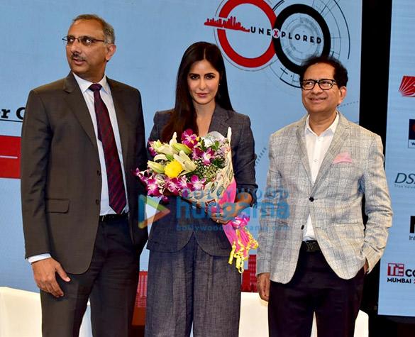 Katrina Kaif graces TIECON Mumbai 2019