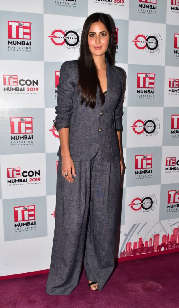 Katrina Kaif in Emporio Armani for Tie Con 2019 event (1)