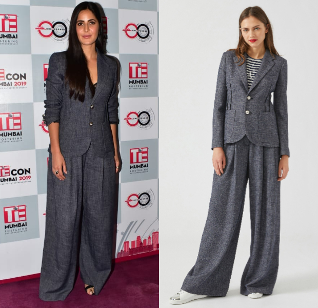 Katrina Kaif in Emporio Armani for Tie Con 2019 event (2)