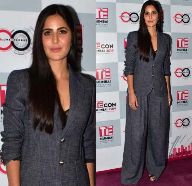 Katrina Kaif in Emporio Armani for Tie Con 2019 event (3)