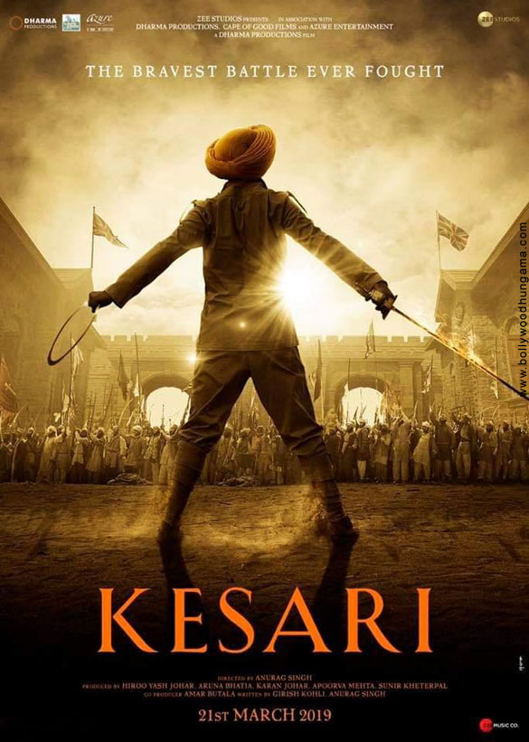 KESARI (2019) con AKSHAY KUMAR + Esperando Estreno Kesari-002