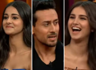 Koffee With Karan 6: SOTY 2's Tara Sutaria hints at having crush on Sidharth Malhotra, Tiger Shroff and Tara admit Ananya Panday is the biggest flirt on Karan Johar's show