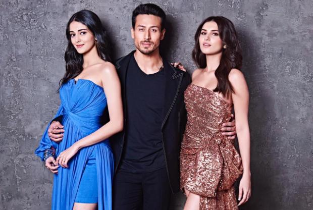 Koffee With Karan 6: Student of The Year 2 trio Tiger Shroff, Ananya Panday and Tara Sutaria dazzle on Karan Johar's show