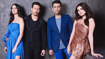 Koffee With Karan 6: Student of The Year 2 trio Tiger Shroff, Ananya Panday and Tara Sutaria dazzle on Karan Johar's show