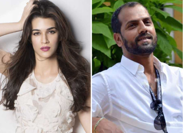 Kriti Sanon opens up about working with her Luka Chuppi director Laxman Utekar!