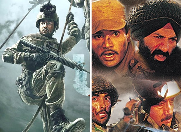 #MeraJawanSabseMajboot Uri, Border & 5 Bollywood movies which ignite PRIDE for our Defence Forces
