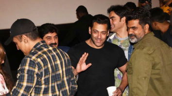 Notebook Movie Trailer Launch Salman Khan Zaheer Zaheer Iqbal Pranutan Bahl Part
