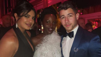Oscars 2019 After Party: Priyanka Chopra and Nick Jonas strike a pose with Black Panther star Lupita Nyong'o, Taraji P Henson, Kate Bosworth