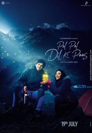 First Look Of Movie Pal Pal Dil Ke Paas…