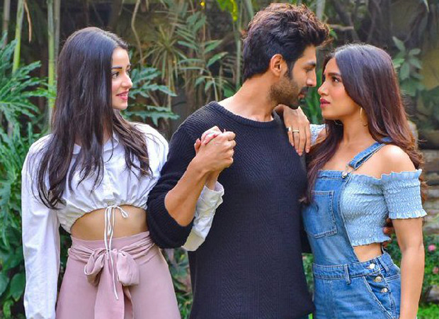 Check out: Kartik Aaryan, Ananya Panday and Bhumi Pednekar starrer Pati Patni Aur Woh goes on floors