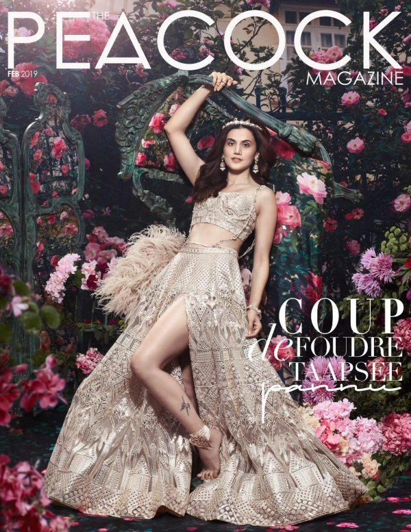 Peacock Magazine