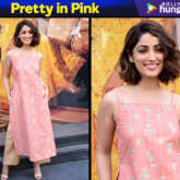 Pretty in Pink -Yami Gautam in Global Desi separates (Featured)