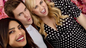 Priyanka Chopra has a blast with Rebel Wilson and Adam Devine while promoting Isn't It Romantic