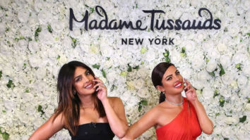 Priyanka Chopra unveils her Madame Tussauds wax figure in New York