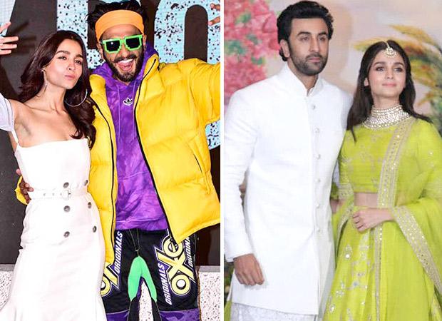 Ranveer Singh - Alia Bhatt to Ranbir Kapoor – Alia Bhatt: Bollywood's 15 first time jodis set to strike in 2019