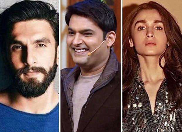 Kapil Sharma to star in Funny Boy! Ranveer Singh and Alia Bhatt reveal the first look