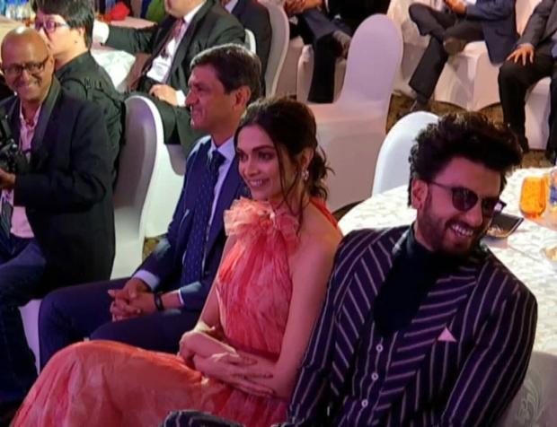 Ranveer Singh in Karrtik D and Kanika Goyal for V-day outing with Deepika Padukone (5)