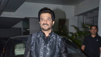 SPOTTED Anil Kapoor, Juhi Chawla and others at Vidhu Vinod Chopra's Birthday Bash
