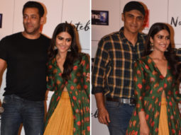 Salman Khan opens up about launching Mohnish Bahl's daughter Pranutan Bahl in Notebook