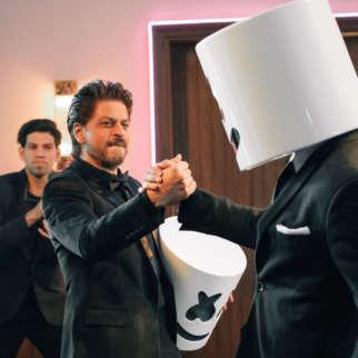 Shah Rukh Khan and DJ Marshmellow collaborate on BIBA music video