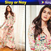 Slay or Nay - Krti Sanon in Roopa for Luka Chuppi promotions (Featured)
