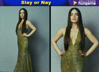 Slay or Nay - Radhika Madan in Rajat Tangri for Nykaa-Femina Beauty Awards (Featured)