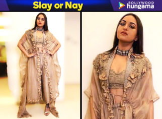 Slay or Nay - Sonakshi Sinha in Anamika Khanna for wedding (Featured)