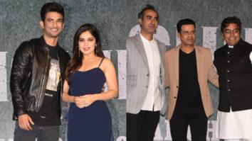 Sonchiraiya Movie Press Conference with Sushant Singh Rajput, Bhumi Pednekar, Ashutosh and others Part 2